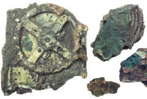 »Mechanismus von Antikythera«