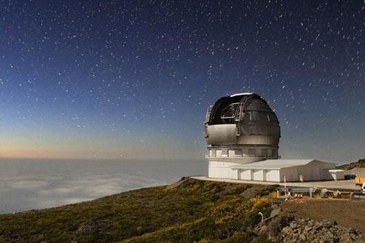 Meilensteine für die größten optischen teleskope abenteuer