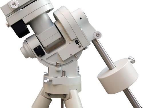 Ioptron: cem60 montierung abenteuer astronomie
