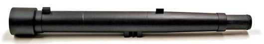 """Das »Galileoscope« soll es möglichst vielen Menschen ermöglichen, selbst einen Blick an den Himmel zu werfen. Das Objektiv hat 50mm Durchmesser und eine Brennweite von 500mm. Mit dem mitgelieferten 20mm-Okular ergibt sich eine Vergrößerung von 25×, es können aber auch andere 1 ¼""""-Okulare eingesetzt werden. [Galileoscope]"""