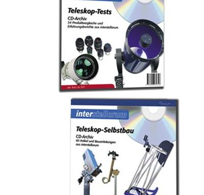 NEU: Teleskop-Tests und Teleskop-Selbstbau