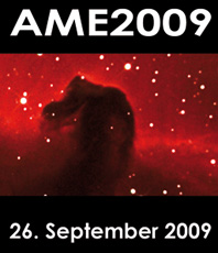 4. Astronomie-Messe AME am 26. September