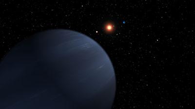 5. Planet um ρ1 Cancri