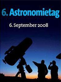 Astronomietag am Samstag