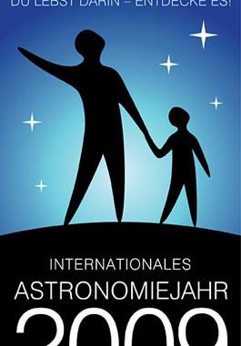 Das Jahr der Astronomie ist da!