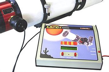 Das Lunt PC1 steuert den Luftdruck in Pressure-Tuner-Systemen mittels einer mikroprozessorgesteuerten Druckregelung. [Lunt]