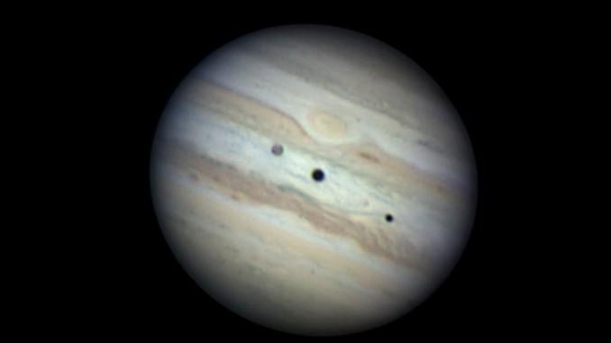 Detailaufnahme des doppelten Mondschattens vom 20.8. [Karl Thurner]