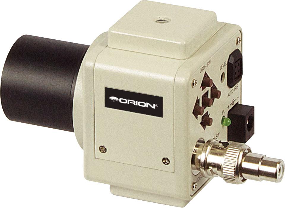 Die StarShoot Deep Space Video Camera von Orion liefert Farb-Videobilder in Echtzeit.