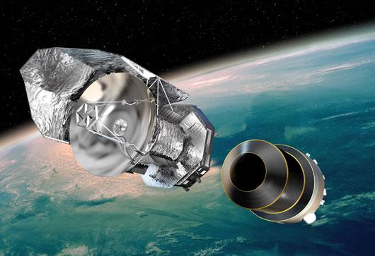 Die Woche der Weltraumteleskope (1)