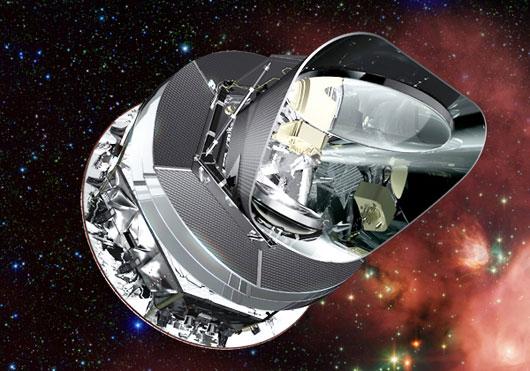 Die Woche der Weltraumteleskope (2)