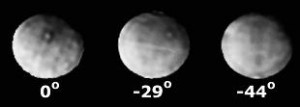 Die erste detaillierte Infrarotkarte des Zwergplaneten Ceres