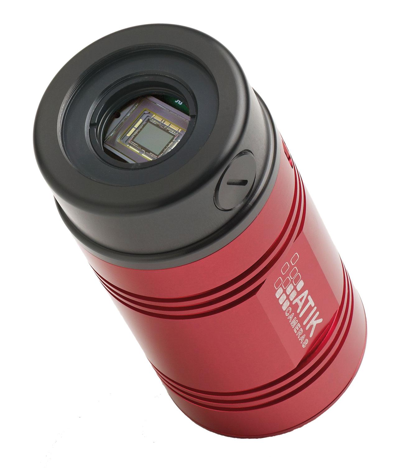 Die neue Atik 428EX basiert auf dem Sony ICX674 Chip mit 2,8 Megapixeln.
