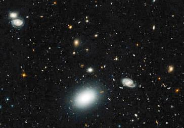 Galaxien-Durchmusterung