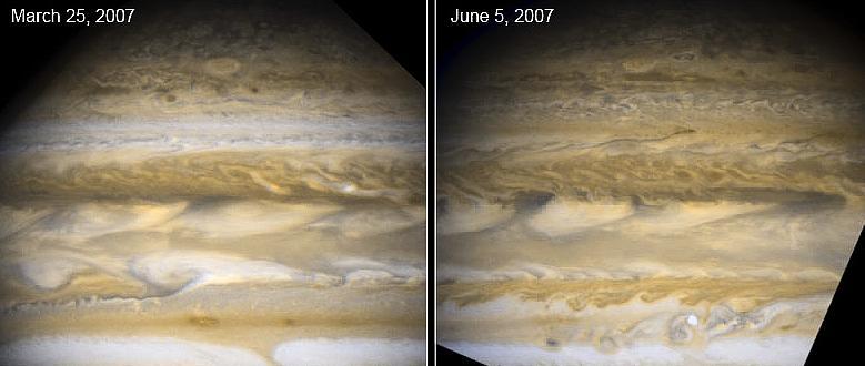 Jupiterwolken