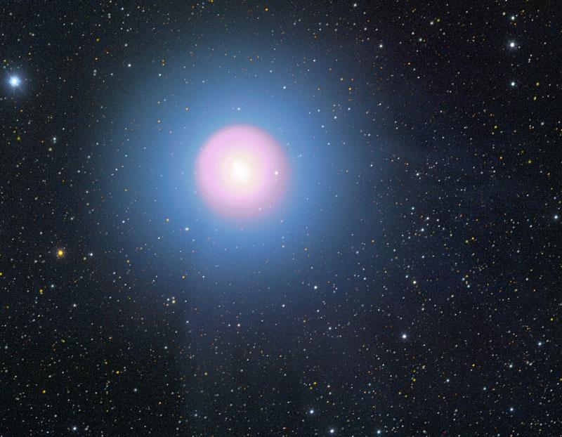 Komet Holmes (1)
