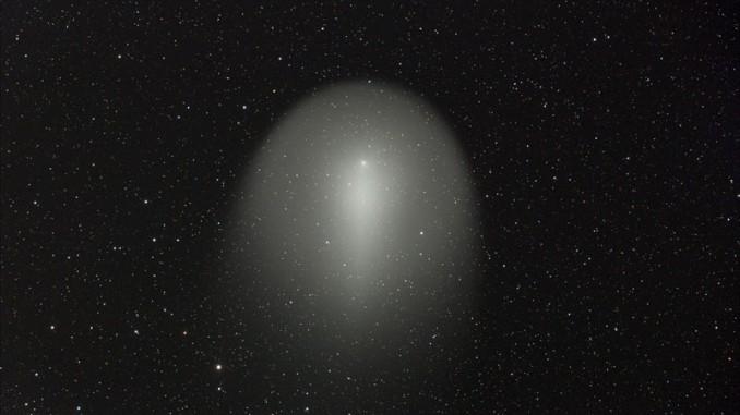 Komet Holmes im Zenit