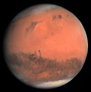 Mars Rosetta