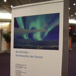 Polarlichter: Ausstellung in Hamburg