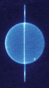 Ringkantenstellung des Uranus (1)