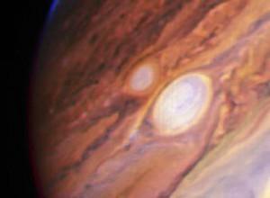 Rote Flecken Jupiters (1)