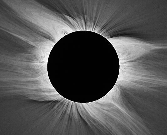 Sonnenfinstenis Afrika 2