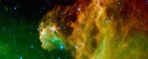 Sternentstehung im Kopf des Orion