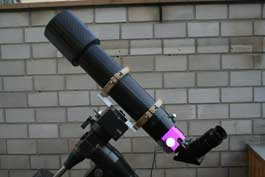 Teleskopbausatz