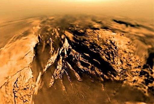 Titan-Landung