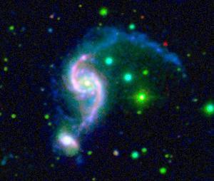 Trio aus drei Quasaren (2)