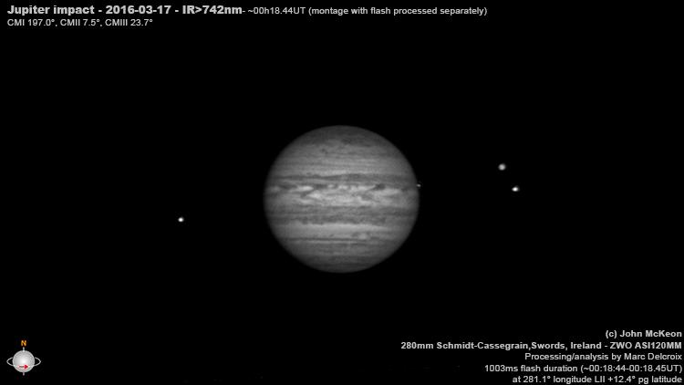 Jupiter-Impakt