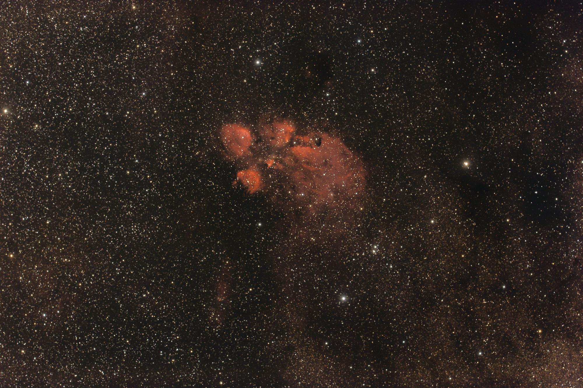 NGC 6334 web