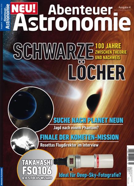 Abenteuer Astronomie August/September 2016