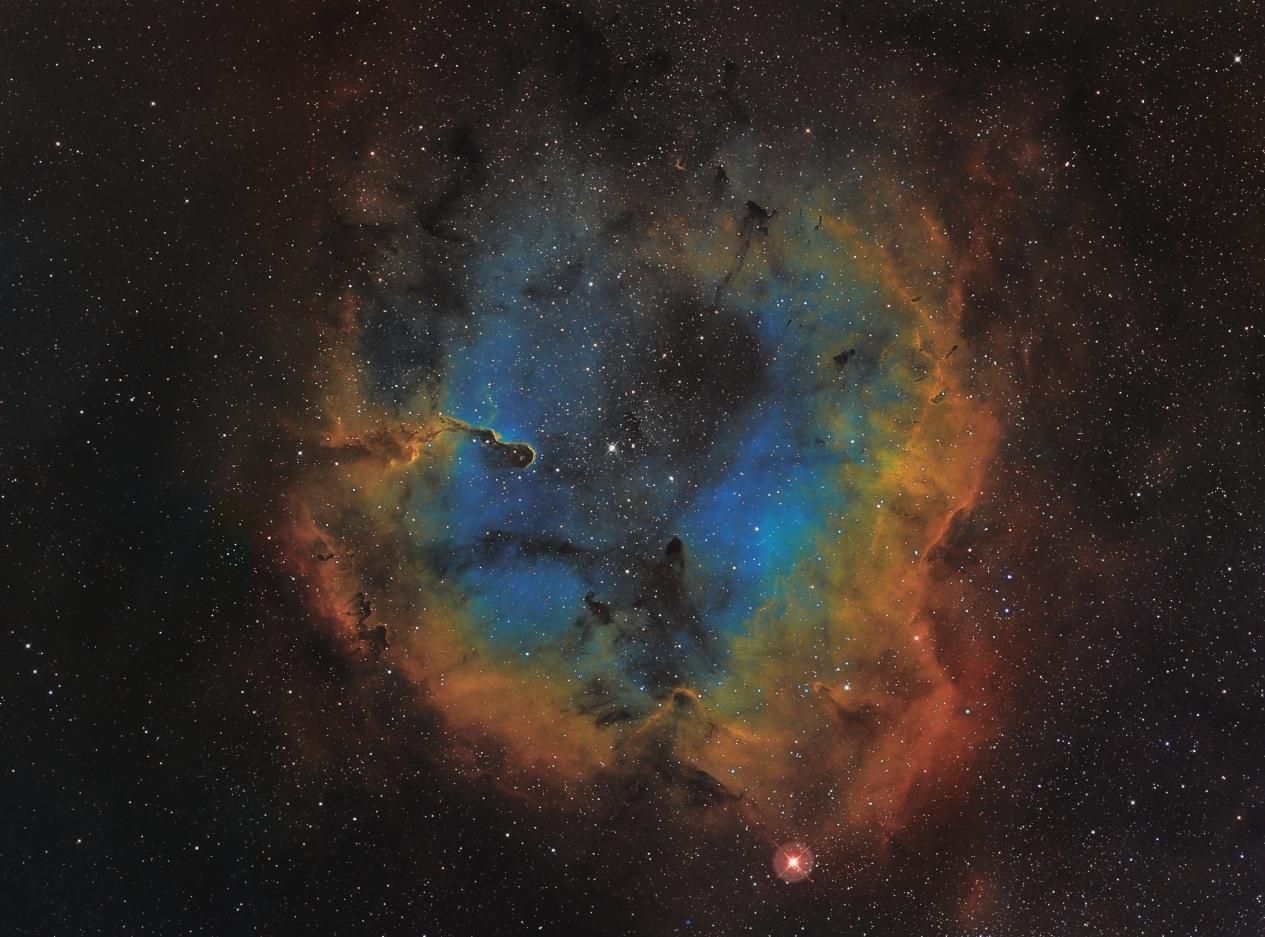 IC 1396 A1 – A8