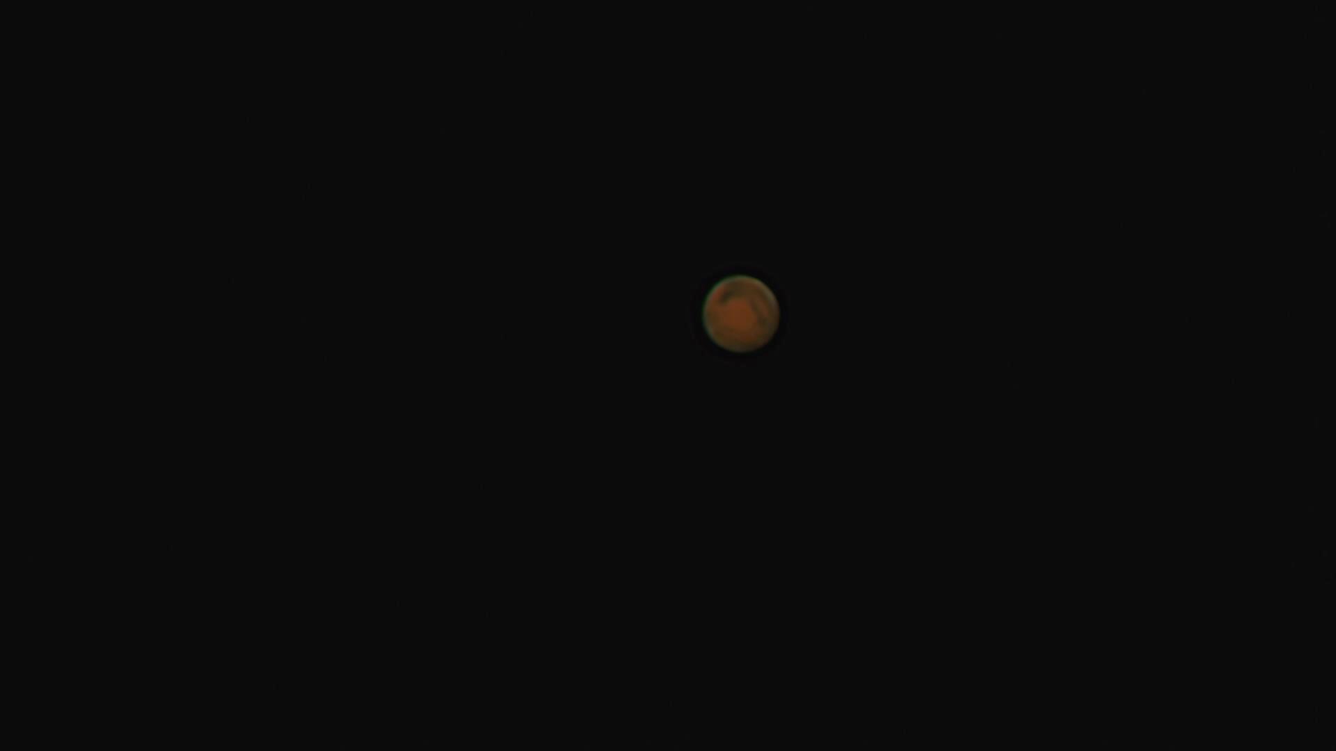 Mars mit der Lumix