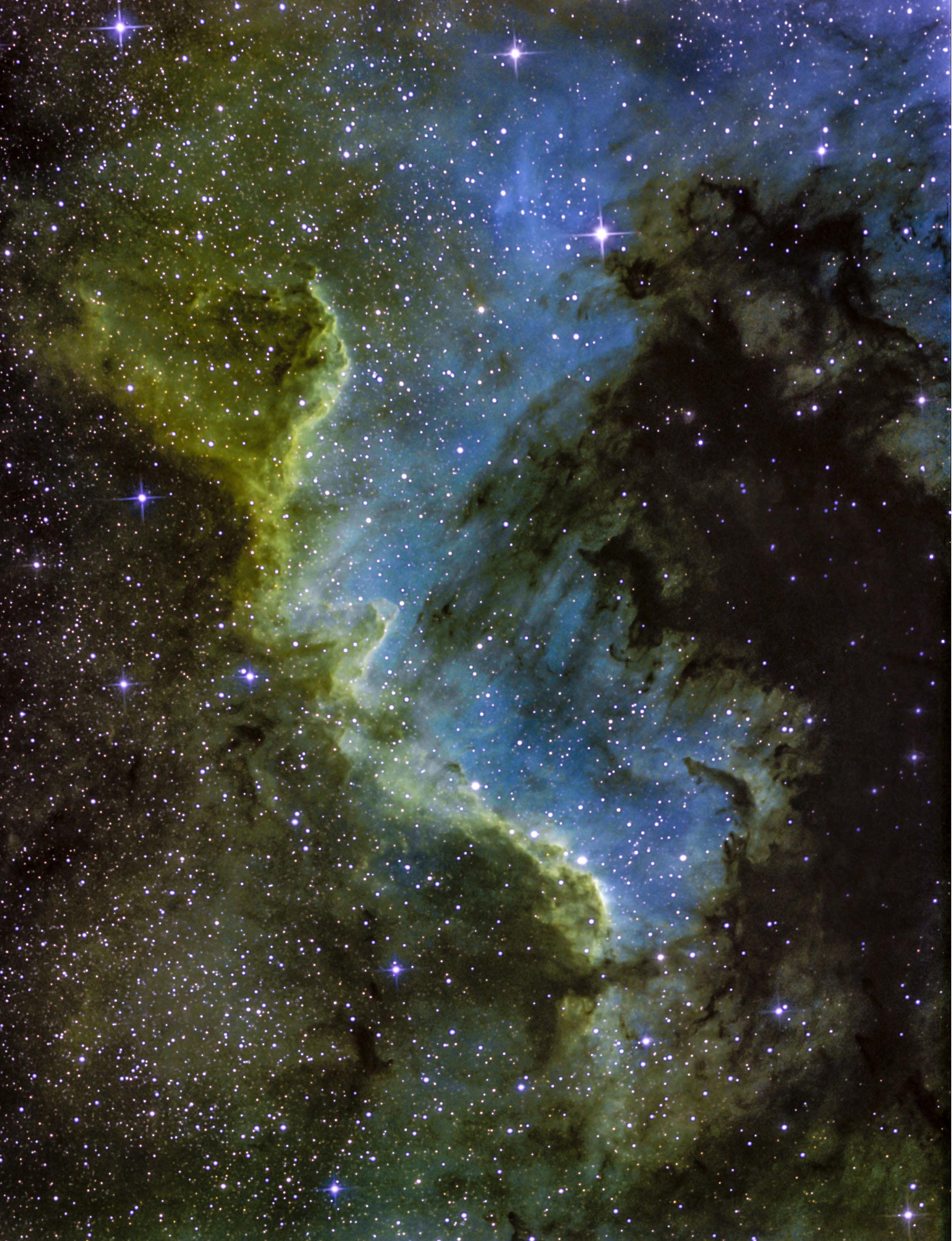 cygnus wall falschfarben (1 von 1)