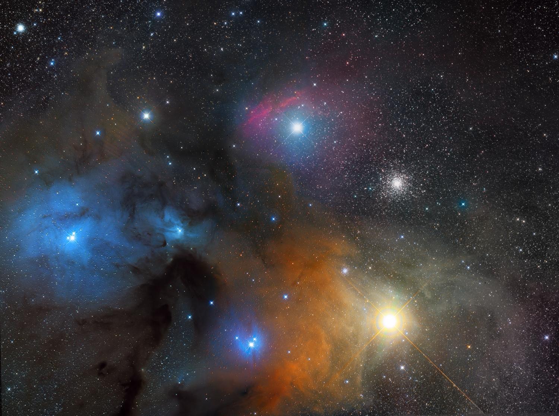 Antares – Region 3