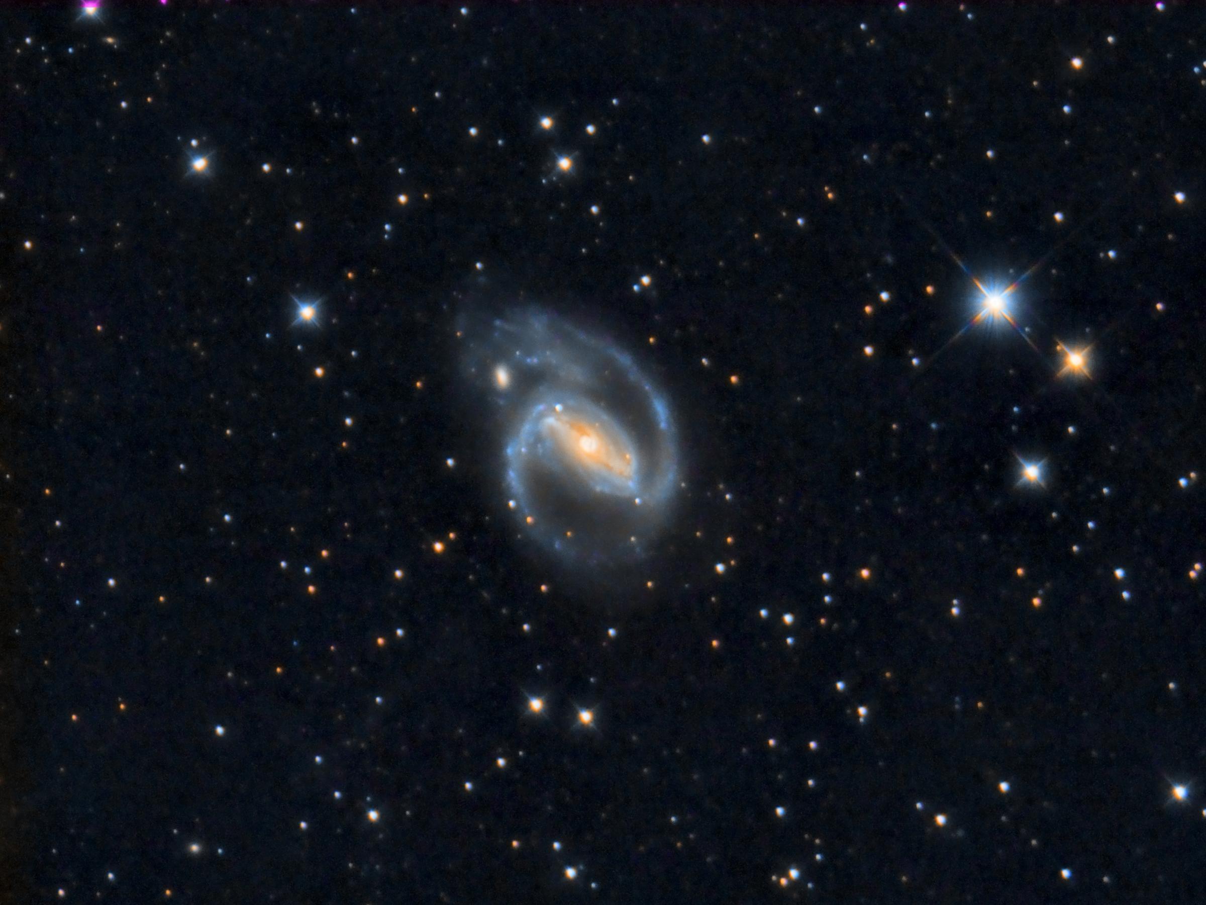 NGC 1097_LRGB