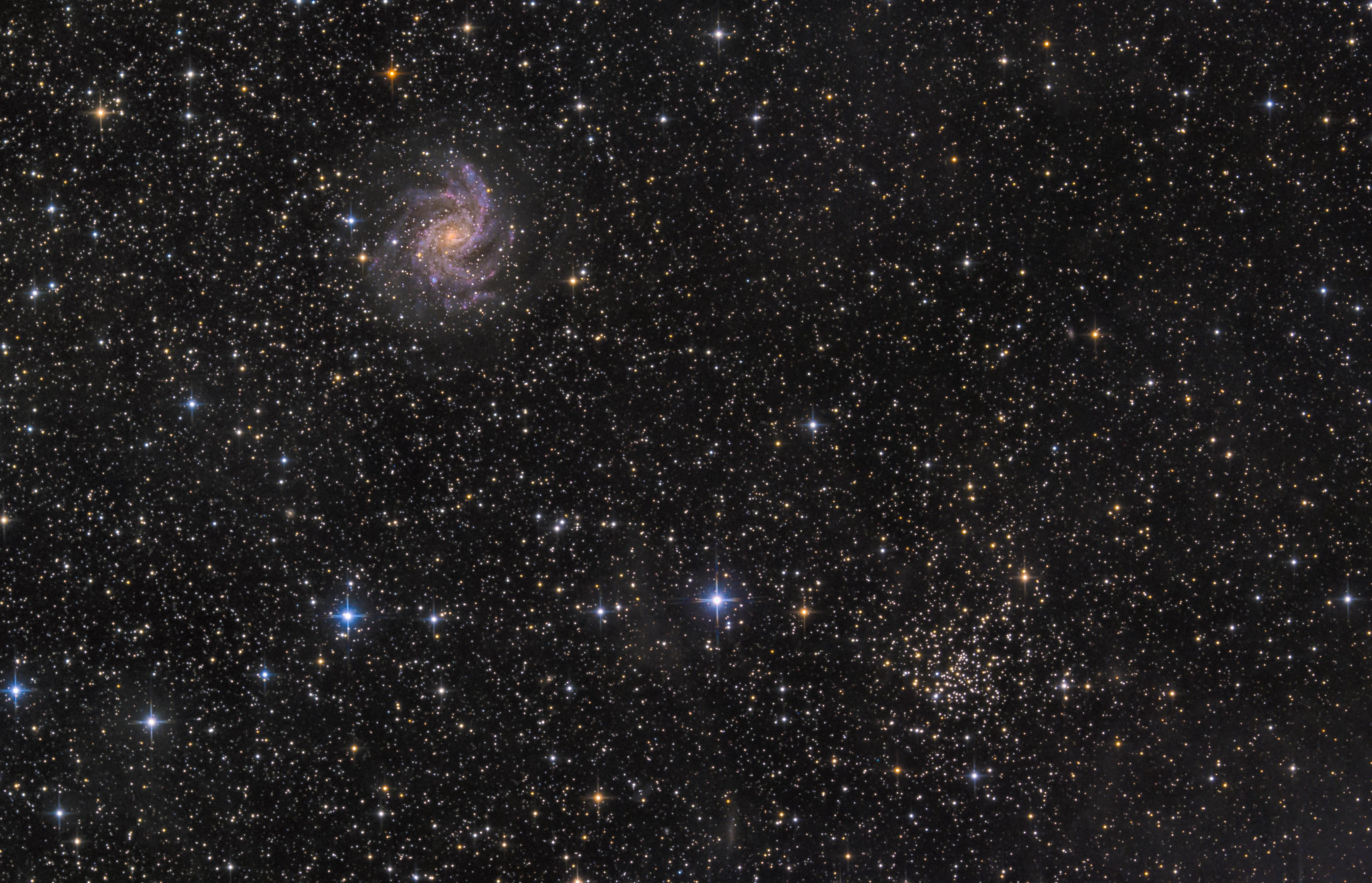 NGC 6946-6939