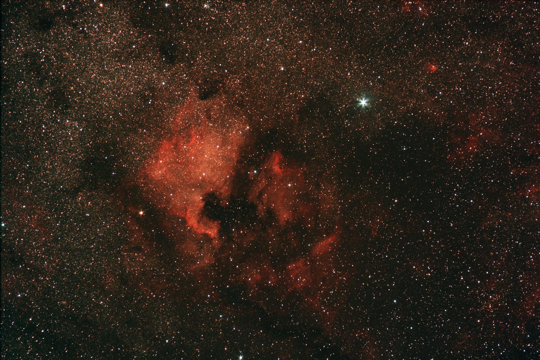 NGC7000,IC5067,11.10.15,46x300sec