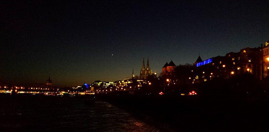 Venus über Köln
