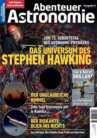Abenteuer Astronomie Dezember/Januar 2017
