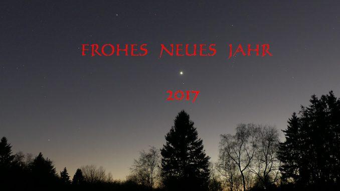 Mars Venus 29.12.2016 P. Hombach