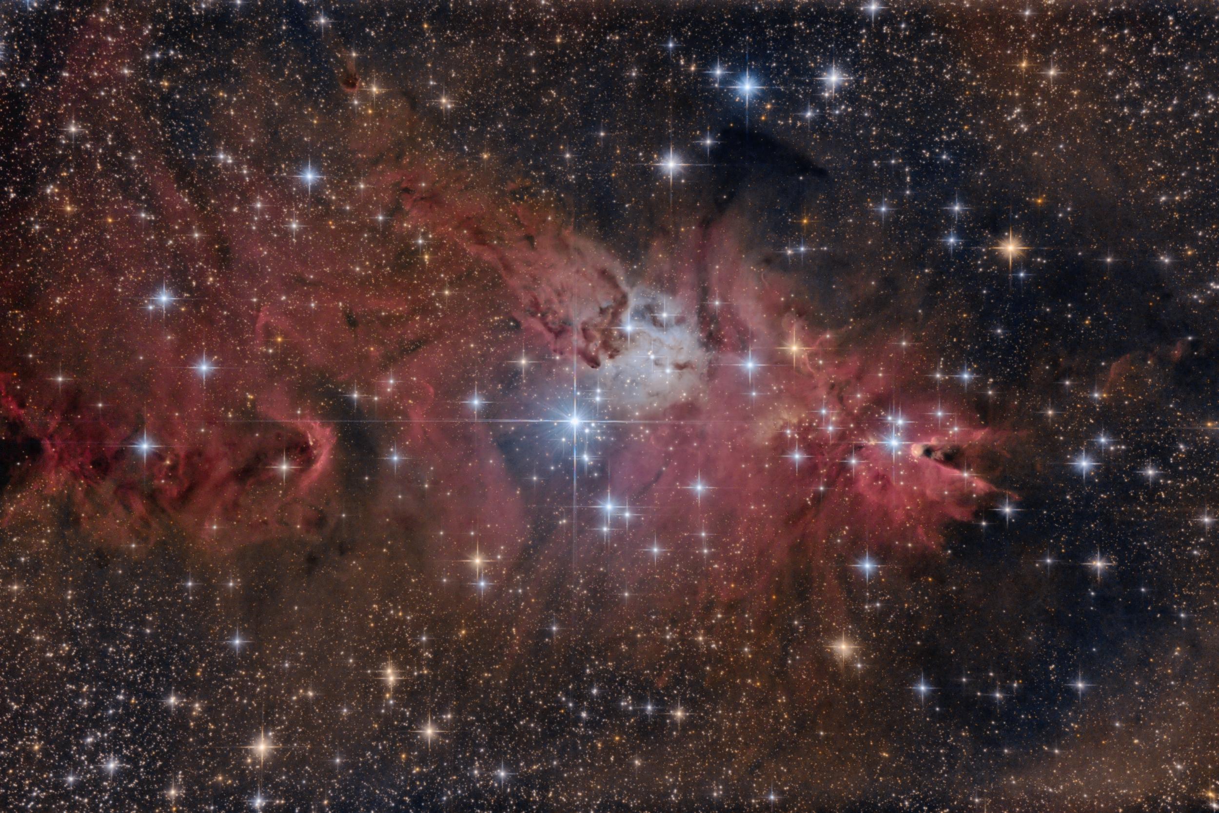 NGC_2264_Christmas_Tree