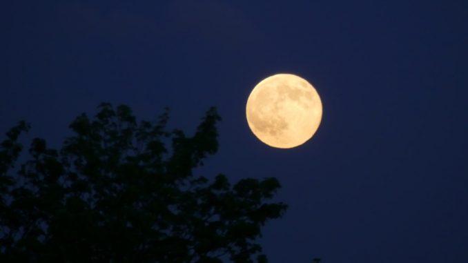 Mondaufgang P. Hombach