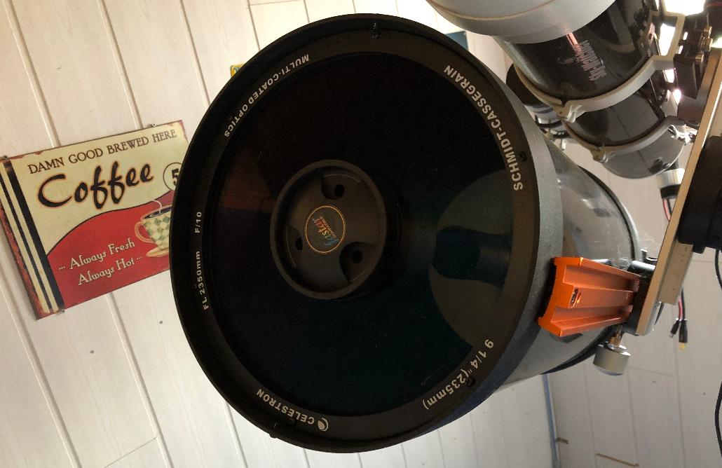 Was ist eigentlich ein schmidt cassegrain teleskop