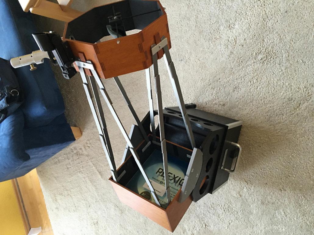 Celestron astrofi wifi newton teleskop lidl