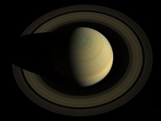 Saturn Cassini Okt. 2013