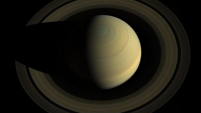 Saturn Cassini Okt. 2013