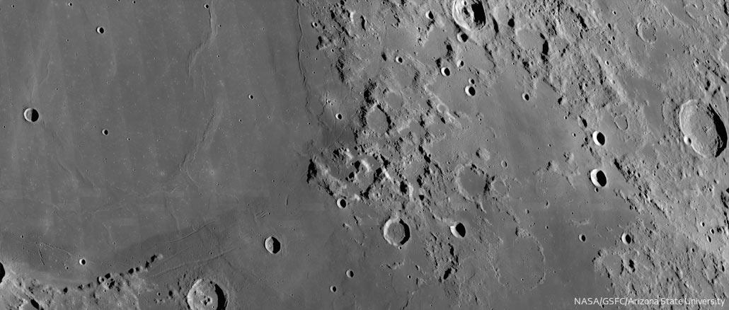 Spix' Blick zum Mond: Wo Apollo 17 landete
