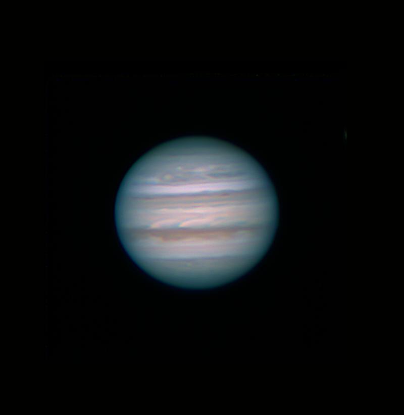 Jupiter 24.5.2018
